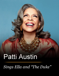 "Patti Austin Sings Ella and ""The Duke"""