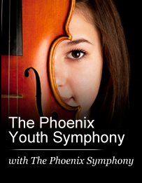 Phoenix Youth Symphony Side-by-Side with The Phoenix Symphony