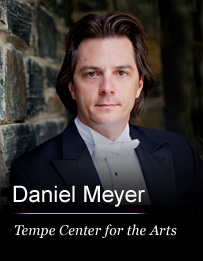 Daniel Meyer Conducts Saint-Saëns' Piano Concerto No. 2