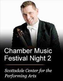An Evening of Chamber Music featuring Bach, Tchaikovsky and Mendelssohn