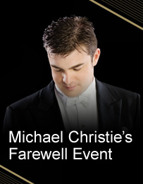 Michael Christie's Farewell Event