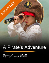 A Pirate's Adventure
