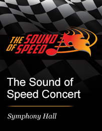 The Sound of Speed Concert