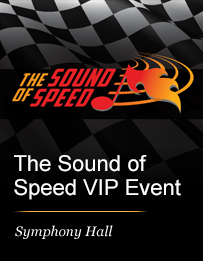 The Sound of Speed VIP Event