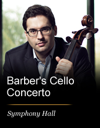 Barber's Cello Concerto