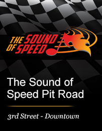 Sound of Speed 'Pit Road' Street Festival