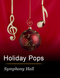 Joseph Young Conducts Holiday Pops