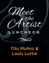 Meet The Artist Luncheon: Tito Muñoz & Louis Lortie