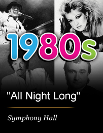 """All Night Long"" - Music of the 1980's"