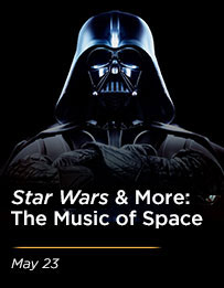 Star Wars & More: The Music of Deep Space
