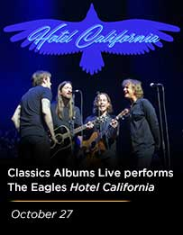 Classic Albums Live performs The Eagles - Hotel California