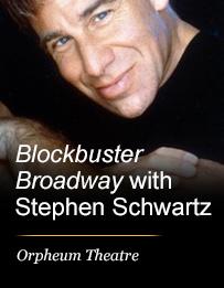 Blockbuster Broadway with Stephen Schwartz