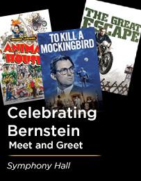 Celebrating Bernstein VIP