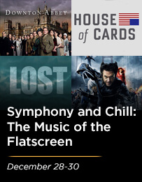 Symphony & Chill: The Music of the Flat Screen