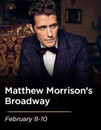 Matthew Morrison's Broadway