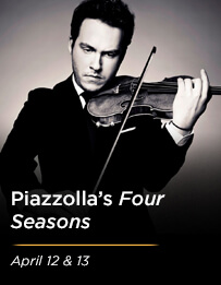 Piazzolla's <em>Four Seasons</em>