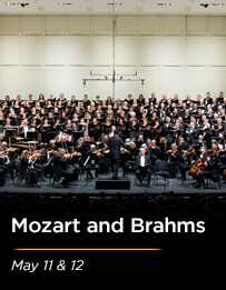 Mozart and Brahms