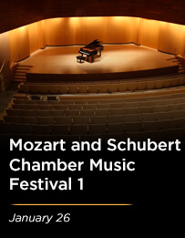 Mozart and Schubert 1