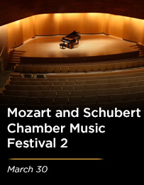 Mozart and Schubert 2