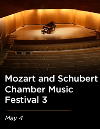 Mozart and Schubert 3
