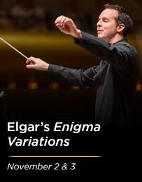 Elgar's <em>Enigma Variations</em>