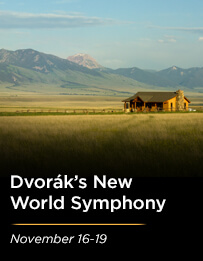 Dvorák's New World Symphony, No. 9