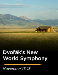 The Phoenix Symphony | Dvorák's New World Symphony, No  9