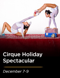 Cirque Holiday Spectacular