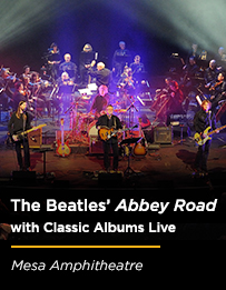 The Beatles' Abbey Road with Classic Albums Live