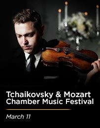 Tchaikovsky & Mozart 3/11/18