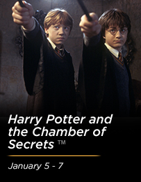<p>Harry Potter and The Chamber of Secrets in Concert ™<p>