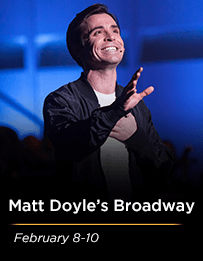 Broadway and Beyond with Matt Doyle