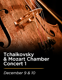 Tchaikovsky & Mozart Concert 1
