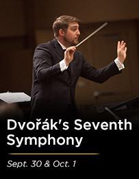 Dvorák Seventh Symphony