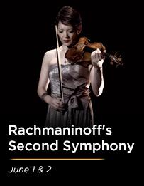 Rachmaninoff Second Symphony