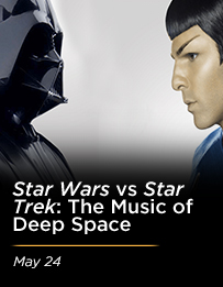 Star Wars vs Star Trek: The Music of Deep Space