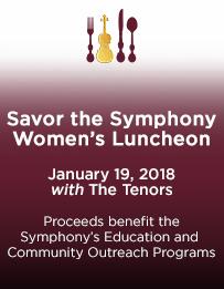 Savor the Symphony Luncheon