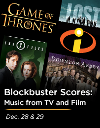Blockbuster Scores: Music from TV and Film