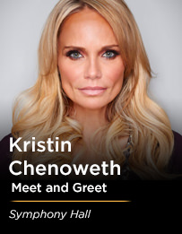 Kristin Chenoweth VIP Event