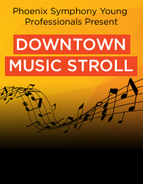 The 5th Annual Downtown Music Stroll