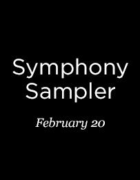 Symphony Sampler
