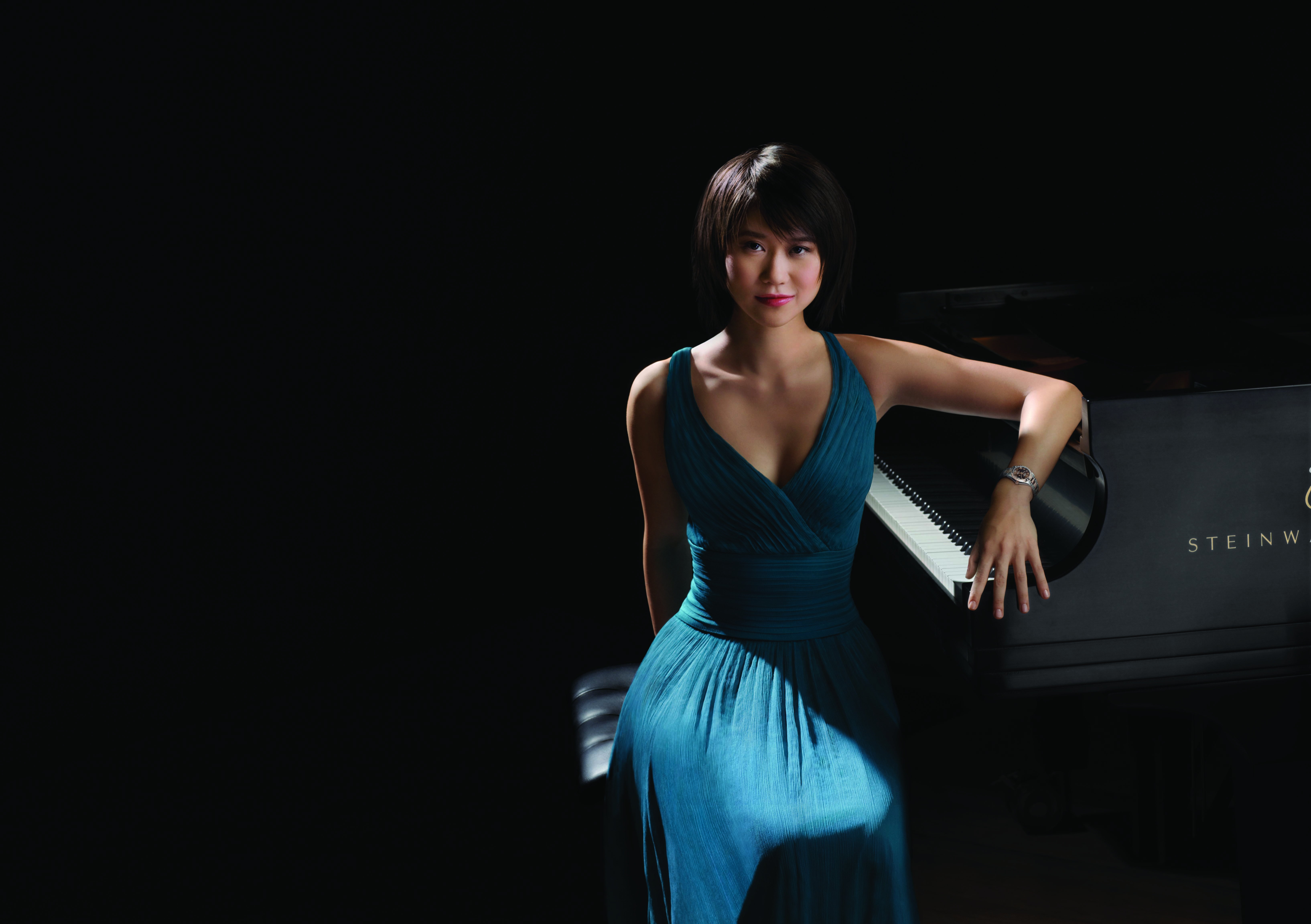 Twenty seven year old pianist Yuja Wang is widely recognized as one of the most important artists of her generation Regularly lauded for her controlled